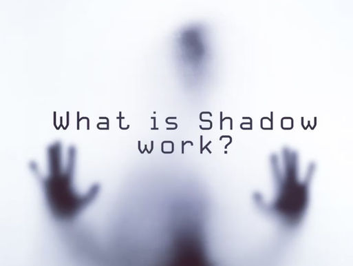 What is Shadow Work?