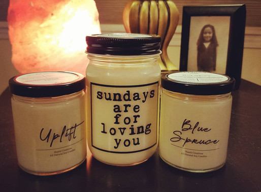 Looking for Clean Burning, Sustainable, Divine-smelling, Gorgeous Looking candles?  I got you Sis!