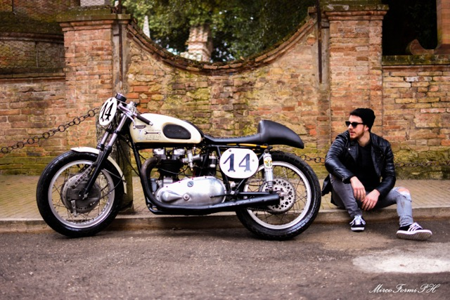 CAFÉ RACER & HOT ROAD