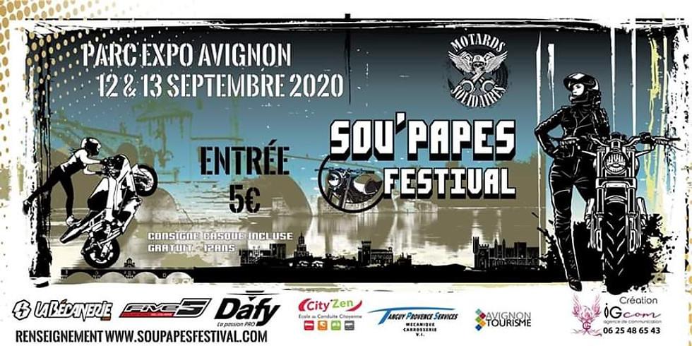 Sou'Papes Festival 2020