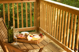 Charcuterie on Your Balcony