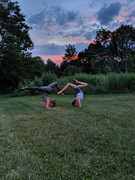 Sunset Yoga
