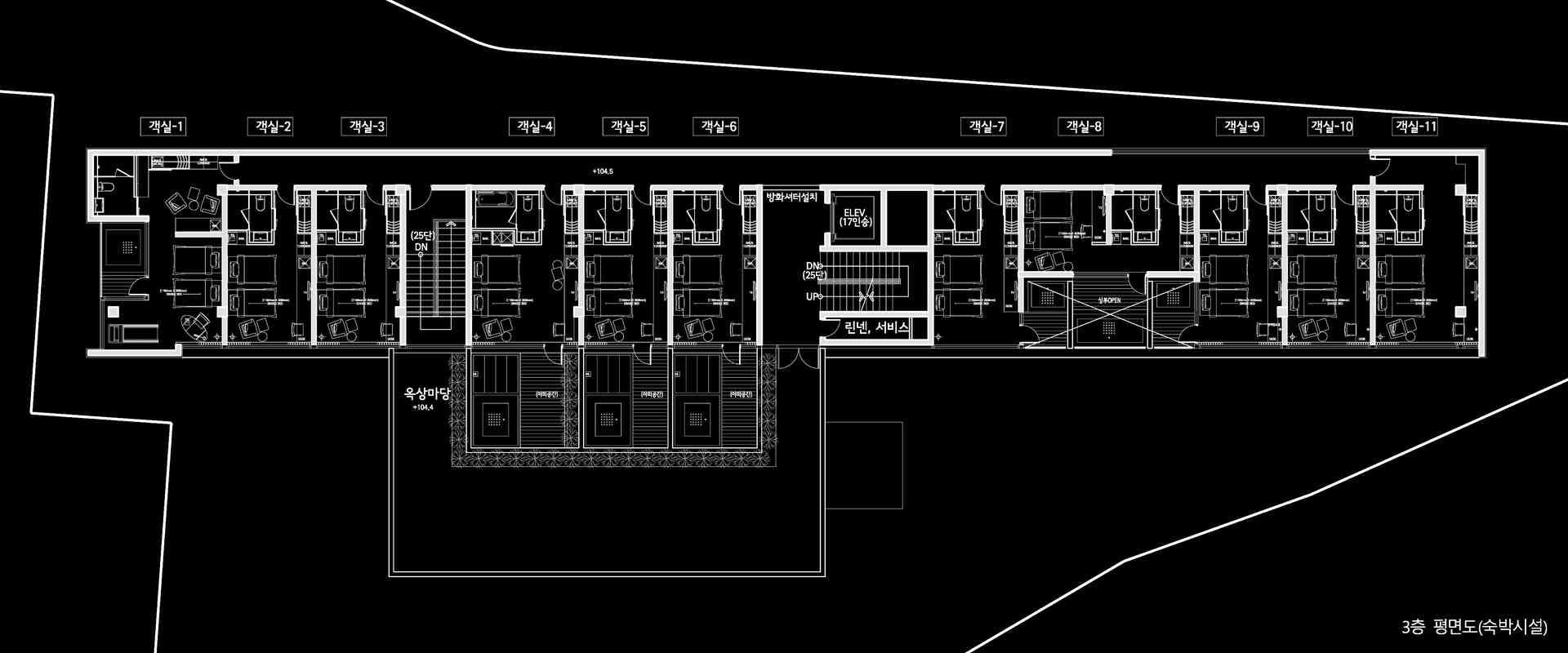05 도면 20161221 평면도 Model (3층)black.jpg