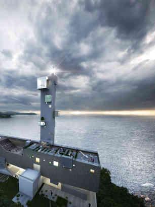 대진등대 전시관 및 해양문화공간