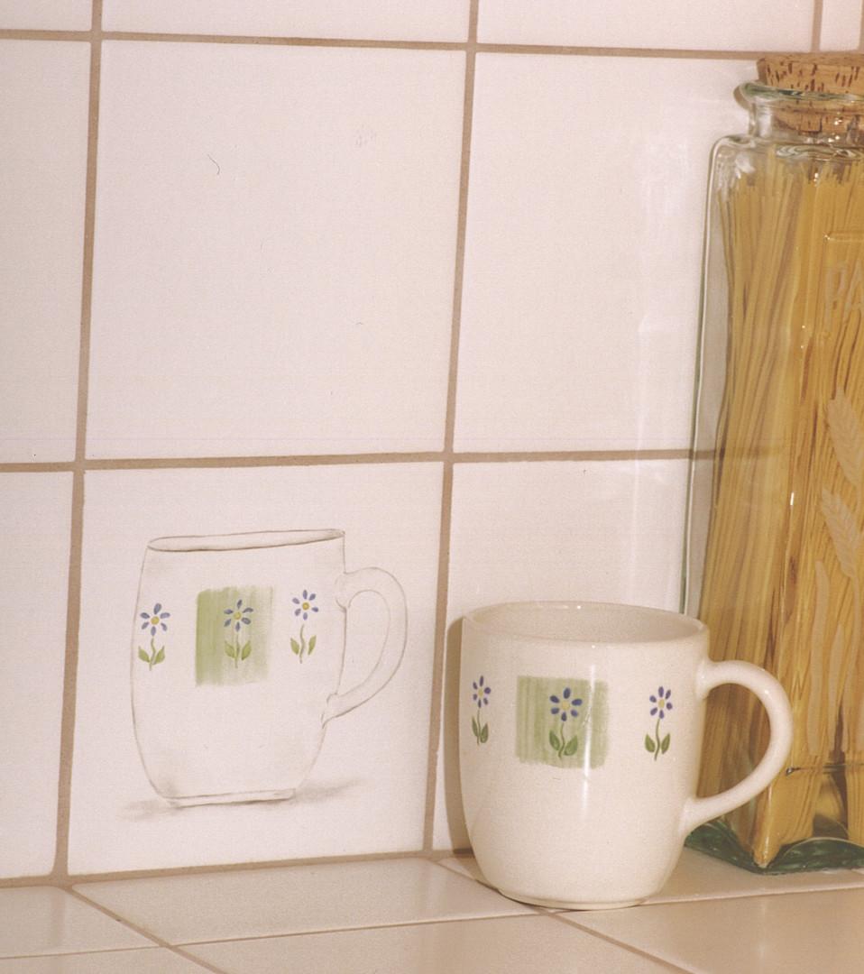 Cup Accent Tile
