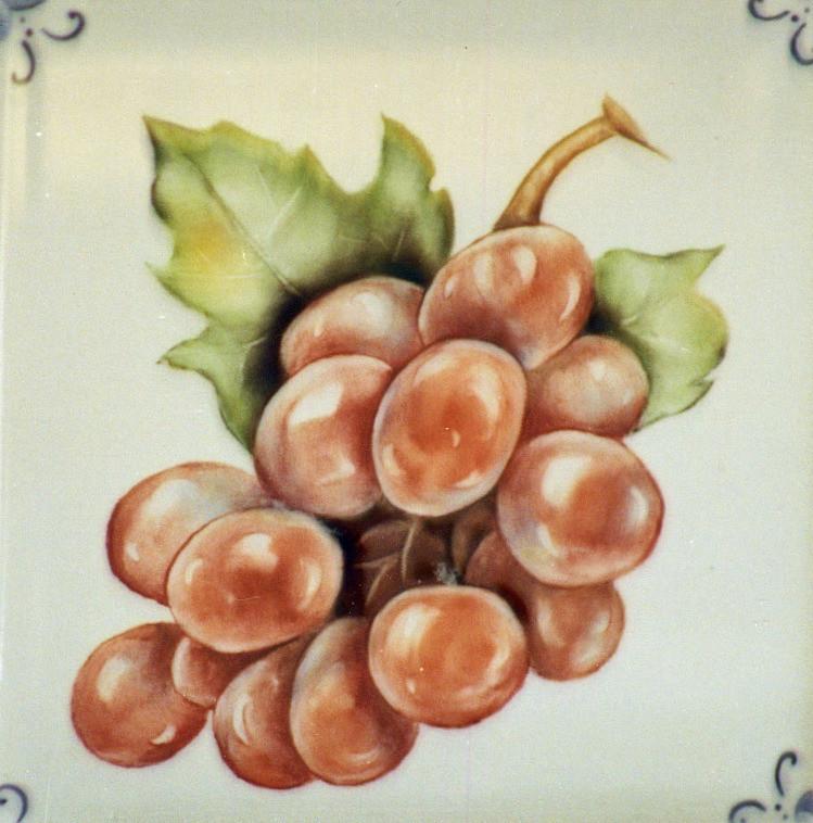 Fruit Accent Tile