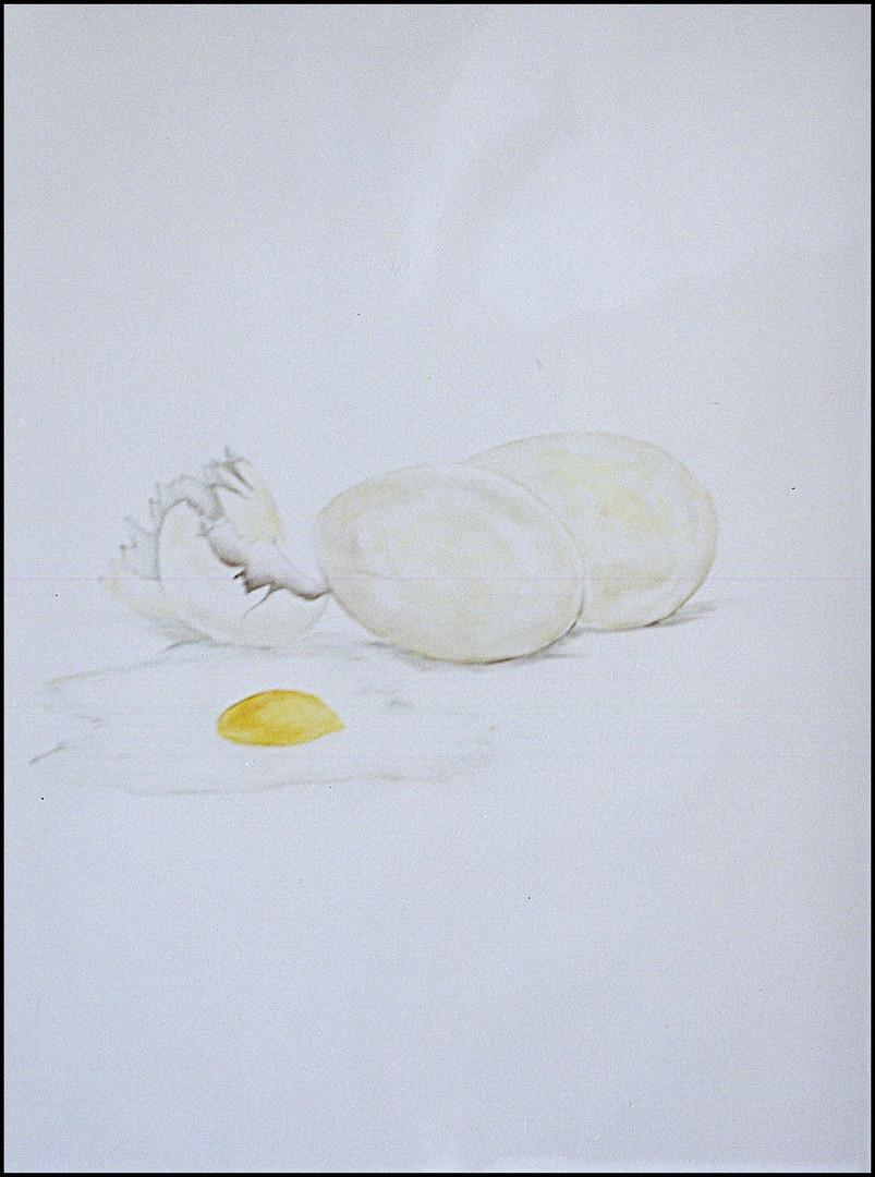 Eggs Accent Tile