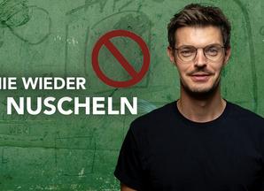 No Go Nuscheln? Wie du es dir abtrainieren kannst