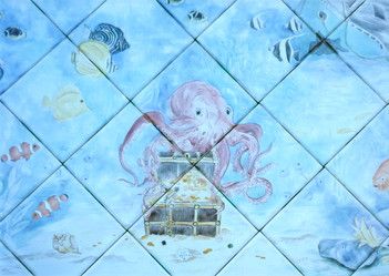Deep Sea Treasure (close up)