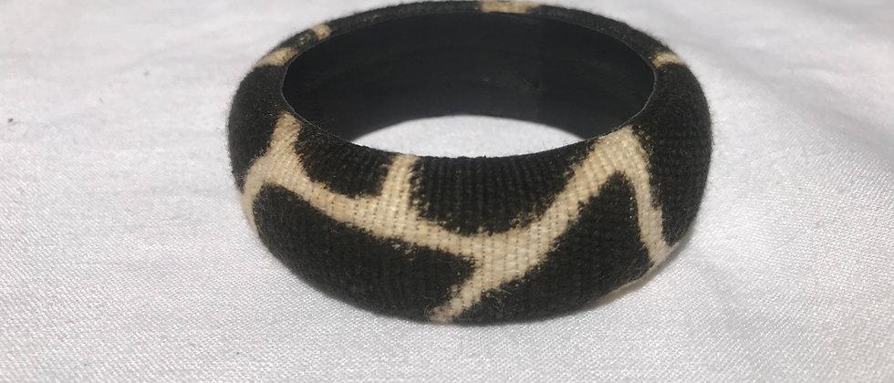 Bracelet en bogolan