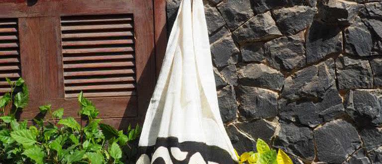 Etole en coton biologique Copacabana