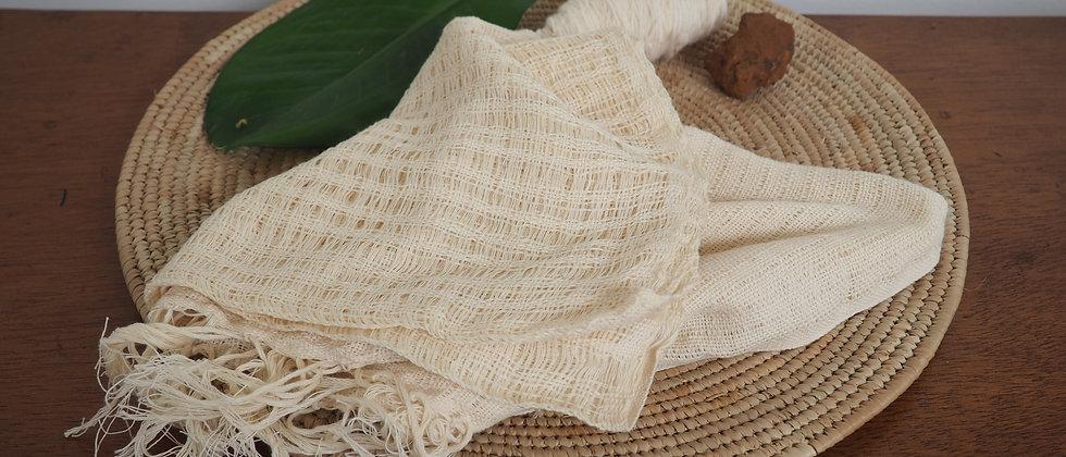 Etole en coton biologique