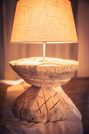 Naturabois.be | Lampe de chevet