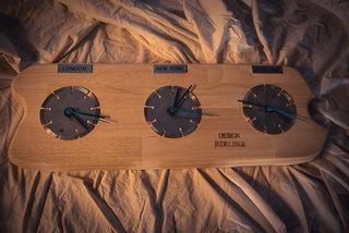 Naturabois.be | Horloge mondiale