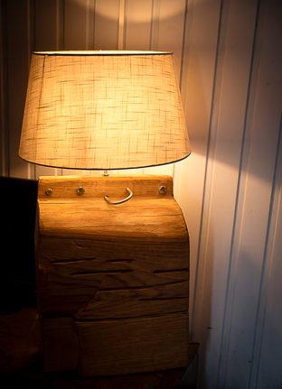 "Naturabois.be   Lampe ""valise"""