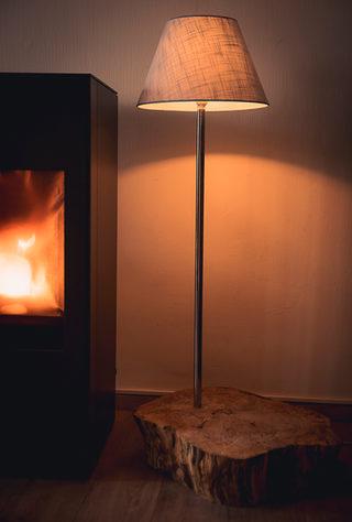 Naturabois.be | Lampe sur pied