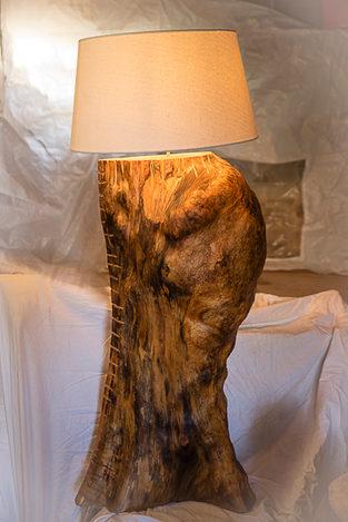 Naturabois.be | Lampe géante