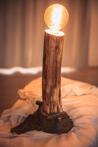 Naturabois.be | Lampe oblongue