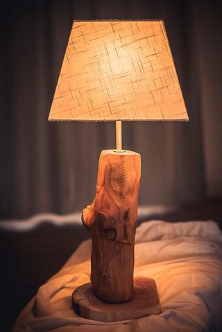 Naturabois.be | Lampe visage