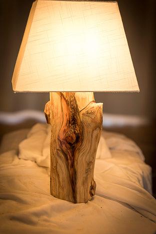 Naturabois.be | Lampe noeud