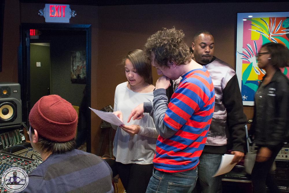 DYC Studio Session day 2-8