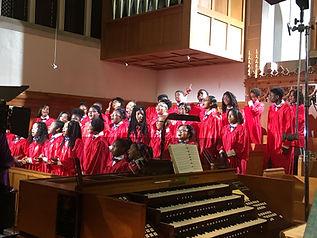 DYC - Hartford Baptist Church - American