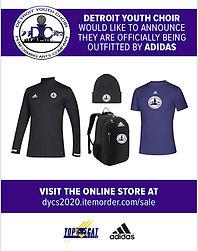 Adidas x DYC