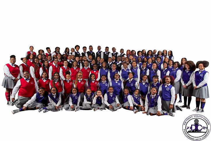Mass Choir & Staff