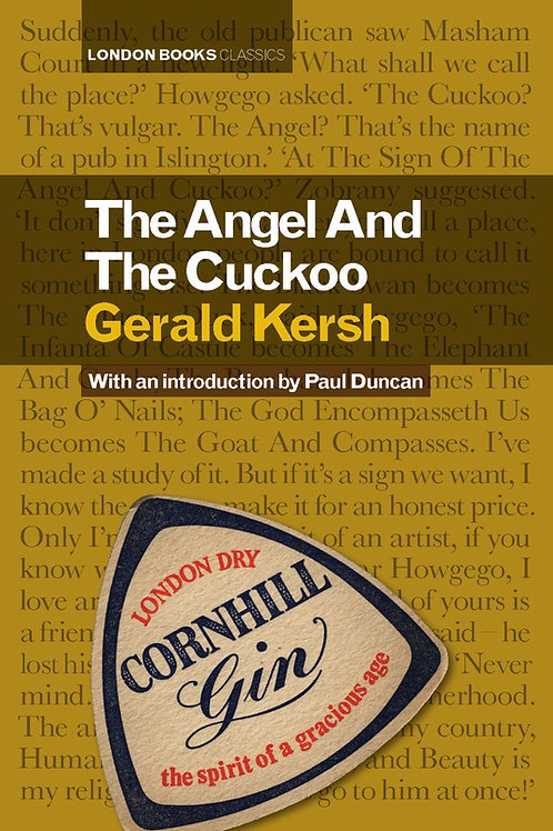 The Angel And The Cuckoo – Gerald Kersh