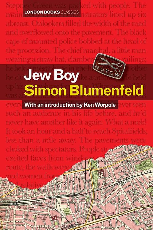 Jew Boy – Simon Blumenfeld
