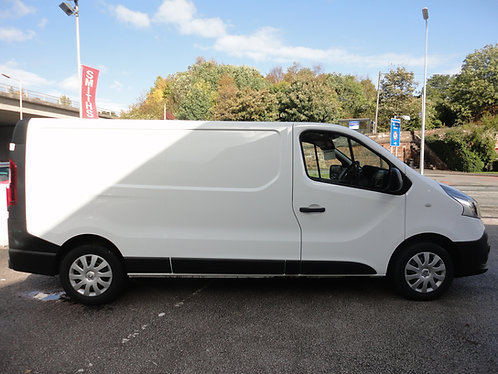 Renault Trafic 1.6 dCi LL29 Business Low Roof Van 5dr