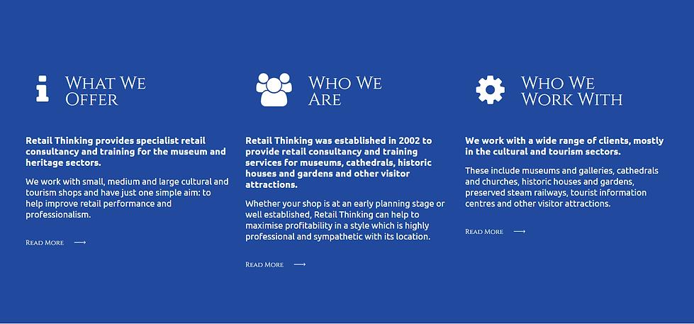Retail consultancy