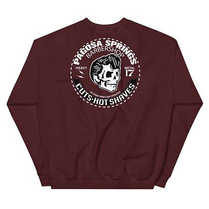 PSBS Heavy Metal Front/Back Sweatshirt 🤘