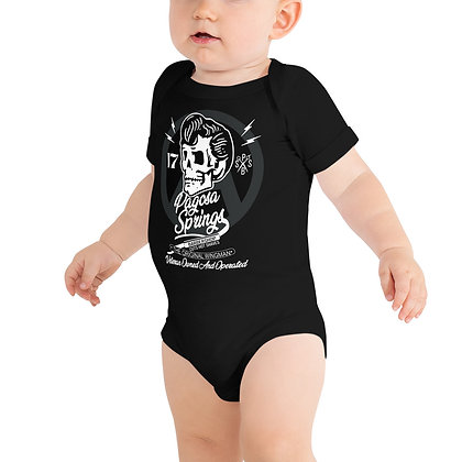 Baby Short Sleeve Heavy Metal
