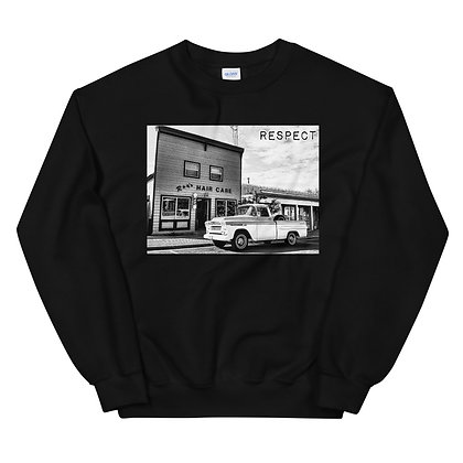 PSBS Ray's Respect Front/Back Sweatshirt
