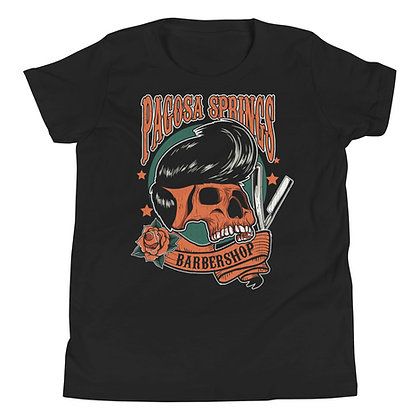 Youth Skull and Blade Premium TShirt