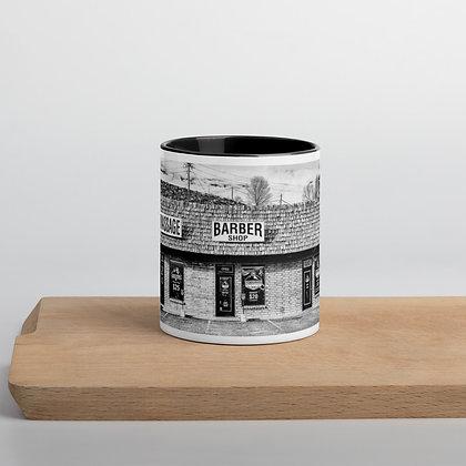 Lil Mountain Barbershop Coffee Mug