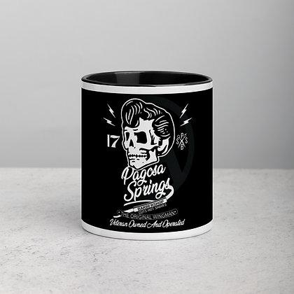 Veteran Owned Coffee Mug - Black