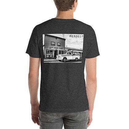 PSBS Respect Old School Ray's Premium TShirt