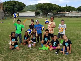 Lanikai Summer Soccer Clinic