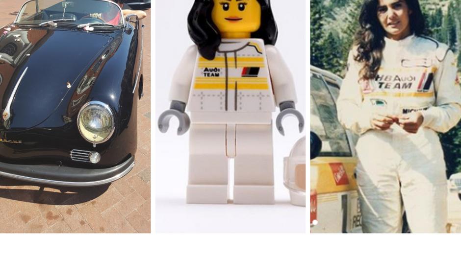 When Algorithms Help Your Dreams.  How LEGO & Motorsport brought me to Michèle Mouton.