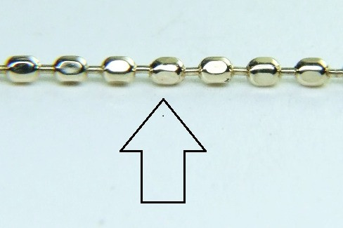 K10ネックレスの修理
