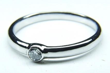 PTダイヤモンドリングの作成