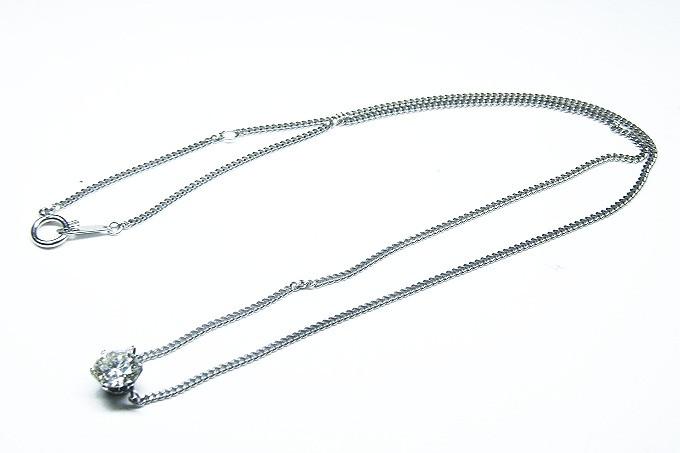 PTダイヤ・ペンダント 3㎝プラス