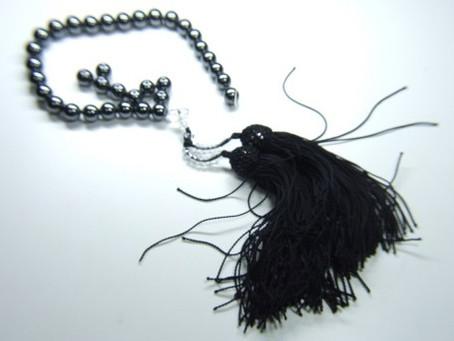 念珠の組み直し 加工