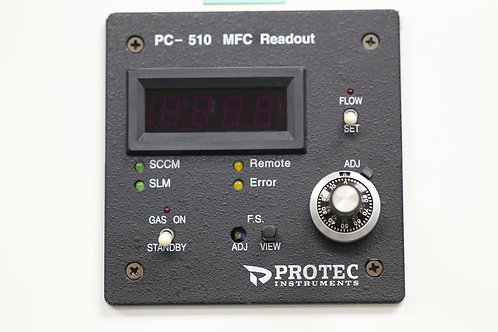 Protec PC-510 MFC Readout 1 Channel