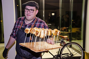 The Street Food Company, enjoy our delicious street food snacks of our street food bikes on the road.  Street food like you never tasted it before! Made in Belgium, soon on your road!  We provide also catering and events.  www.thestreetfoodcompany.be