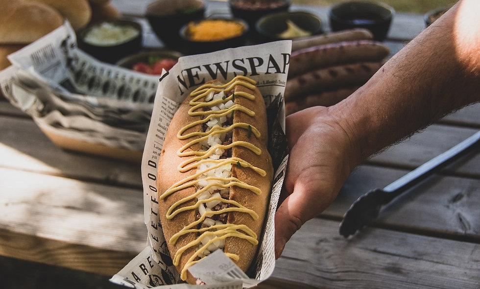 BOX : Make Your Own Streetfood 'WARMEN HOND'