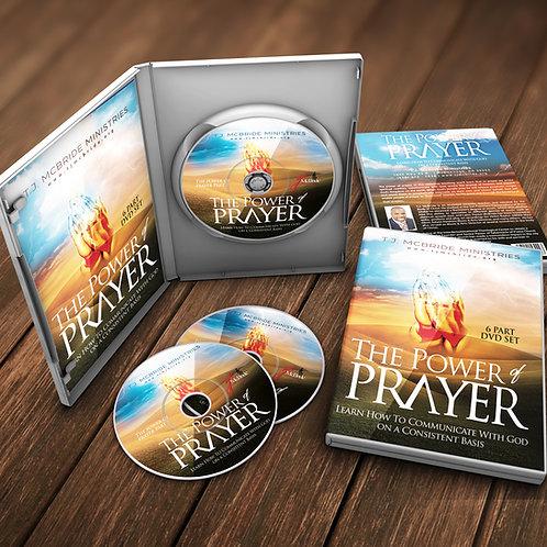 Power of Prayer (DVDs)