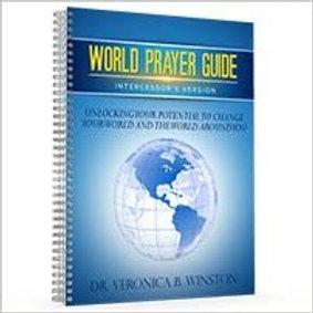 World Prayer Guide (Book)